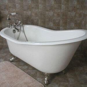 Orbetello Clawfoot Bathtub