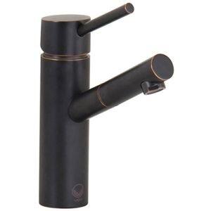 Noma Single-Lever Faucet - Antique Rubbed Bronze