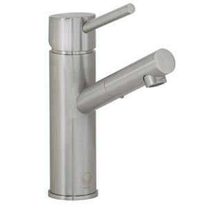 Noma Single-Lever Faucet - Brushed Nickel