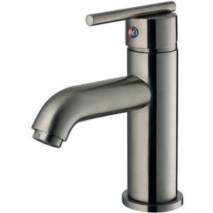 Setai Single-Lever Faucet - Brushed Nickel
